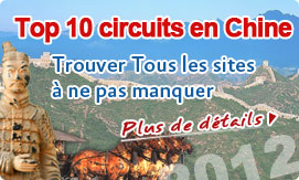 TOP 10 circuits en Chine